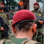 Ejército venezolano reporta combate con un grupo ilegal colombiano