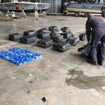 Cárcel para cuatro costarricenses y un colombiano por presuntamente transportar casi media tonelada de cocaína en una embarcación