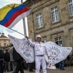 Día Internacional de la Paz, en Colombia, con protestas