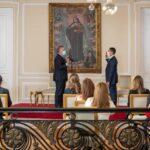 Presidente Duque posesionó a Daniel Palacios como nuevo Ministro del Interior