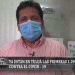 YA ESTÁN EN TULUÁ LAS PRIMERAS 1.299 VACUNAS CONTRA EL COVID – 19