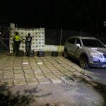 INCAUTACIÓN DE 200 KILOS DE MARIHUANA EN EL MUNICIPIO DE RIOFRIO