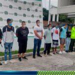 CAPTURAN A PRESUNTOS RESPONSABLES DE SECUESTRO DE UNIFORMADOS DEL ESMAD EN EL VALLE