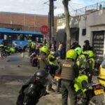 UN LADRÓN MUERTO Y OTRO HERIDO EN ENFRENTAMIENTO CONTRA LA POLICÍA